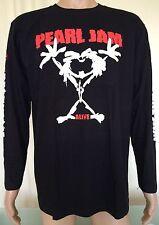 Pearl Jam Rock Long Sleeve T-shirt Size M Brand New