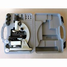 AmScope M60C-ABS-PS50-WM Beginner Microscope & Case - $100