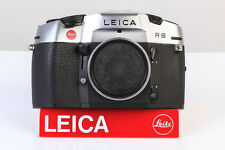 5-011 LEICA R 8 BODY SILVER CHROMIUM FINISH