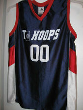 Preowned Misses TC HOOPS 00 shirt ladies Medium basketball jersey M shirt