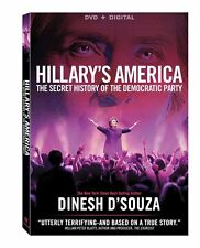 Hillary's America DVD  FREE FIRST CLASS SHIPPING !!!!!
