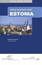 Doing Business with Estonia (Global Market Briefings Series)-ExLibrary