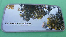 2007 MAZDA 3  SUNROOF GLASS PANEL NO ACCIDENT OEM FREE SHIPPING!