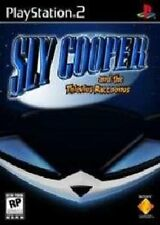 Sly Cooper And The Thievius Raccoonus - PlayStation 2 NEW!
