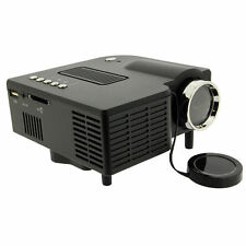 SALE HD 1080P Home Cinema Theater Multimedia PC AV TV USB LED Projector VGA HDMI