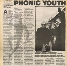 1/9/90 Pgn14 Article phonic Youth Stereo Mcs Are Busy Getting Spiritual