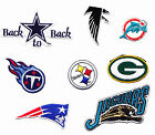 Small NFL American Football Sew On Patch USA