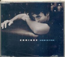 ENRIQUE IGLESIAS - Addicted  - CD single - MUS