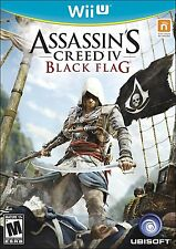 Assassin's Creed IV 4 Black Flag [Nintendo Wii U Exclusive Epic Ezio Edition]