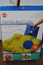 K&H PET BED COOLER NEW Cools Any Size Bed for 8 Hours 25% to Animal Rescue