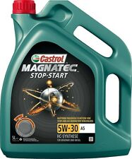 (6,75 €/L) castrol motor-aceite magnatec Stop-start 5w-30 a5 5 litros ford 159a60