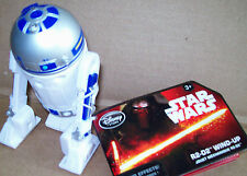 "DISNEY STORE STAR WARS ""R2-D2"" WIND-UP WALKING/TALKING COLLECTIBLE TOY"