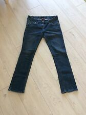 River Island Ladies Skinny Jeans With Stretch UK 10 /38 L29 Fab!