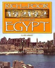 Rich & Poor in Ancient Egypt (Rich and Poor in)