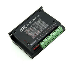 0.2-5A Single Axis CNC Engraving Machine Stepper Motor Driver Controller TB6600