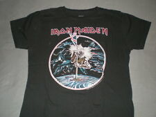 IRON MAIDEN ´the beast on the road` shirt patch vintage medium