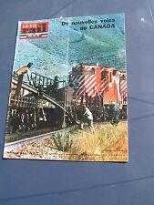vie du rail 1974 1428 NOISY TOURNAN cote d'ivoire RELLYS LONGUEVILLE moselle