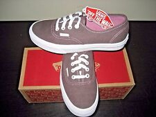 Vans Authentic Womens Washed 2 Tone Pink True White Shoes size 7.5 VN0003B9IOI