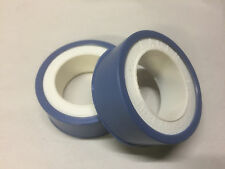 2 x PTFE WHITE THREAD SEAL TAPE 10mX12mm TEFLON PLUMBER PLUMBING JOINT WATER OIL