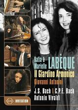 IL GIARDINO ARMONICO with Katia & Marielle Labèque - PLAYS BACH IN VIENNA (DVD)