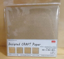 Japanese Origami  Designed Folding Craft Paper Chiyogami