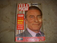 TELE POCHE 516 31.12.1975 André ROSSI CHERYL DOROTHEE Lawrence D'ARABIE