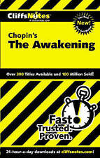 CliffsNotes on Chopin's The Awakening (Cliffsnotes Literature Guides)-ExLibrary