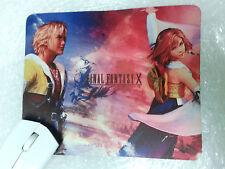 Tapis souris Tapis de souris Tidus y Yuna FFX Final Fantasy ENVOI MONDE ENTIER