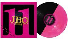 J.B.O. 11 - LP / Black / Pink Split Coloured Vinyl (Gatefold - Limited 500)