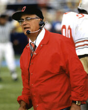 Ohio State Buckeyes Coach WOODY HAYES Glossy 8x10 Photo College Football Poster