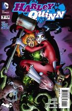DC New 52 HARLEY QUINN #7 Regular Cover Comic NM Palmiotti Suicide Squad Movie