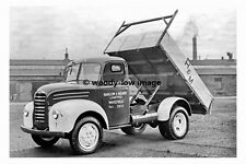 pt8423 - Wakefield , Harlow & Milner Tipper Lorry , Yorkshire - photograph 6x4