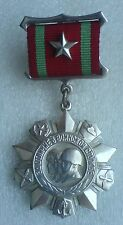 Soviet  Russian Collection Medal For Distinction in Military Service 2 Class