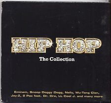 Hip Hop The collection - EMINEM NELLY WU-TANG CLAN DMX 2 CD 2003 NEAR MINT