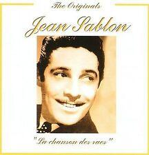 NEW - La Chanson des Rues by Jean Sablon