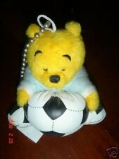 DISNEY'S POOH DRESSED AS A SOCCER PLAYER  KEY CHANE