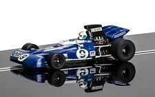 "Scalextric C3759A Legends - Tyrrell 002 ""Francois Cevert No.9"" -Limited Edition"