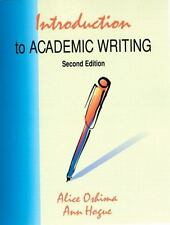 Introduction to Academic Writing, Second Edition (The Longman Academic Writing