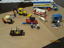 LEGO - Set 192(1977) 6302 6628 6653 6680 6627 6367 6655 6686  Completi! 1981-84
