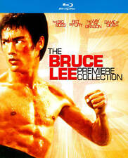 The Bruce Lee Premiere Collection New Blu-ray