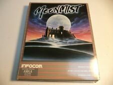 Extremely Rare MOONMIST Commodore Amiga Game by Infocom VG!!!