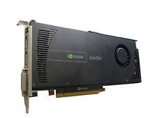 Tarjeta gráfica PNY NVIDIA Quadro 4000 2gb PCIe para PC negro #100