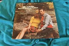 When The Snow Is On The Roses Ed Ames LP 1967 LSP 3913