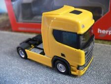 1/87 Herpa SCANIA CR 20 HD 2-ACH ZM GIALLO 307116