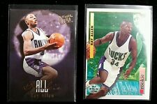 8X Ray Allen rookie cards