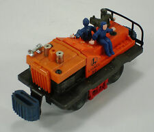 LIONEL No. 50 GANG CAR - CLEANED & SERVICED