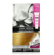 John Frieda Precision Foam Hair Color, Medium Golden Blonde, 8G