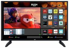 Bush 32 inch Full HD 1080p FREEVIEW HD SMART LED TV-nero