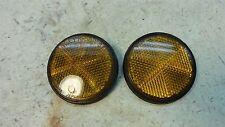 1982 Yamaha Seca XS400R XS 400 Y474. amber reflectors