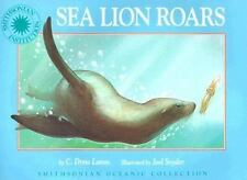 Sea Lion Roars - a Smithsonian Oceanic Collection Book-ExLibrary